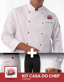 Kit BRASIL CHEF Unissex