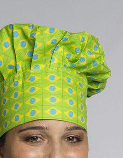 Touca Chef Brasil