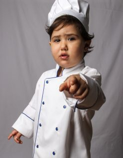 Uniforme Chef Infantil