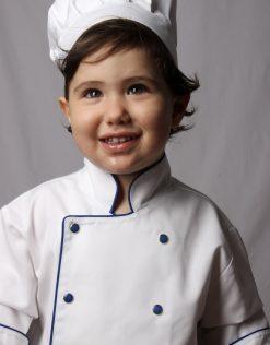Dolmã Chef Infantil